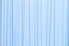 lichtblauwe gordijntextuur stock foto