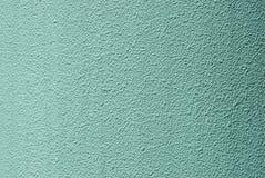 Lichtblauwe muur Stock Foto