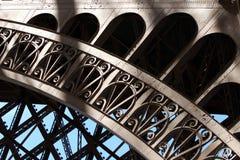 Lichtbogenstruktur Lizenzfreies Stockfoto