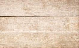 Lichtbruin gekrast houten planken, muur, lijst, plafond of vloeroppervlakte stock foto's