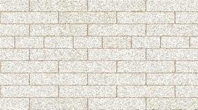 Lichtbruine bakstenen muur abstracte achtergrond Textuur van bakstenen Vector illustratie vector illustratie