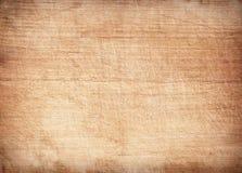 Lichtbruine gekraste houten scherpe raad Houten Textuur Stock Foto's