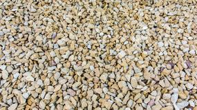 Lichtbruine stenen als natuurlijke textuur stock foto's