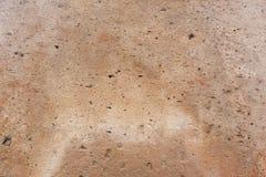 Lichtbruine textuurtravertijn Stock Foto's