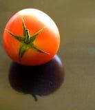 Lichtdurchlässige Tomate Stockfoto