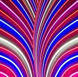 Lichte abstracte strepen als achtergrond stock foto