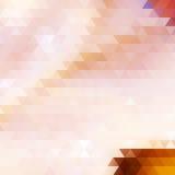 Lichte Abstracte Vormenachtergrond. Stock Foto