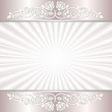 Lichte achtergrond Royalty-vrije Stock Afbeeldingen
