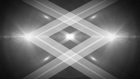 Lichte achtergrond met dwarslijn stock illustratie