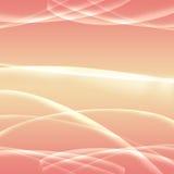 Lichte achtergrond 4 sinaasappel Royalty-vrije Stock Afbeelding