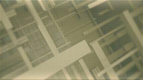 Lichte achtergrond voor de titels van de bewegende lijnen en het net stock illustratie