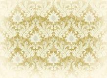 Lichte beige renaissanceachtergrond Royalty-vrije Stock Afbeelding