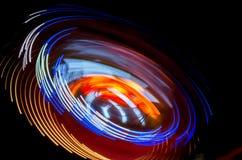 Lichte beweging Stock Afbeeldingen