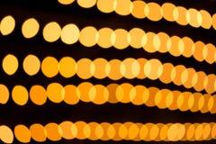 Lichte bokehachtergrond royalty-vrije stock afbeelding