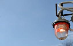 Lichte bouwwerkzaamheid Stock Fotografie