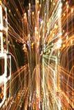 Lichte chaos Stock Afbeelding