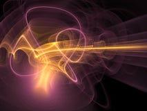 Lichte explosie stock illustratie