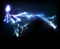 Lichte flits Royalty-vrije Stock Afbeelding