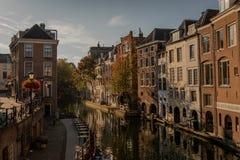 Lichte gaard Utrecht stock photography