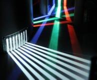 Lichte golven stock foto's