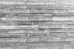 Lichte Grey Old Log Cabin Wall-Textuur Houten Textuur De donkere Rustieke Muur van het Huislogboek Horizontale Betimmerde Achterg Stock Foto