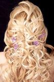 Lichte Hairdress Stock Foto's