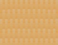 Lichte houten de rechthoek van de panorama smalle lijn natuurlijke lichte beige kleur als achtergrond Royalty-vrije Stock Foto