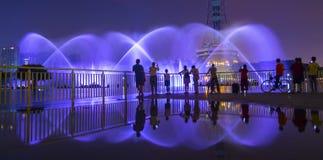 Lichte hydraulische prestaties Stock Afbeeldingen
