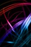 Lichte lijnen Royalty-vrije Stock Afbeelding