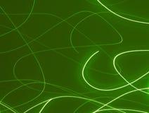 Lichte lijnen - koorden Stock Foto's