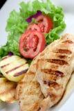 Lichte maaltijd Stock Foto's