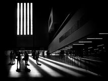 Lichte Modern Stock Fotografie