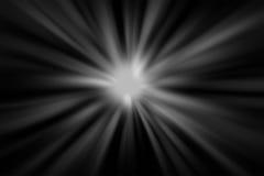 Lichte ontploffing royalty-vrije stock afbeelding