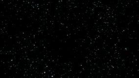 Lichte Partciles Bokeh stock video