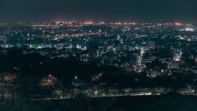 Lichte Sleep in Taichung royalty-vrije stock foto's