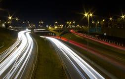 Lichte snelheid Royalty-vrije Stock Foto