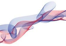 Lichte spectrum vectorachtergrond stock illustratie