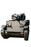 Lichte tank geïsoleerde Stuart Stock Afbeelding