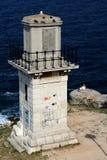 Lichte toren Stock Afbeelding