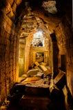 Lichte tunnel Stock Afbeelding
