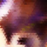 Lichte vector abstracte veelhoekige achtergrond. Royalty-vrije Stock Afbeeldingen