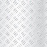 Lichte vectormetaalplaat royalty-vrije illustratie