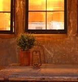 Lichte vensters Royalty-vrije Illustratie