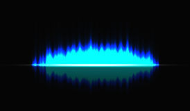 Lichte verticale strepen op een geïsoleerde achtergrond Vonken van lichte stralen Vector illustratie Royalty-vrije Stock Afbeeldingen