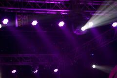 Lichteffect Stock Foto's