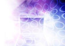 Lichteffecten Stock Afbeelding