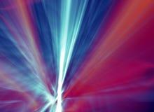 Lichteffekte 28 Stockfoto
