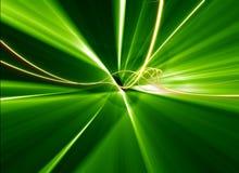 Lichteffekte 35 Stockfoto