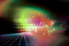 Lichteffekte Stockfotos
