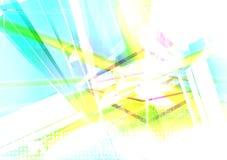 Lichteffekte Stockfotografie